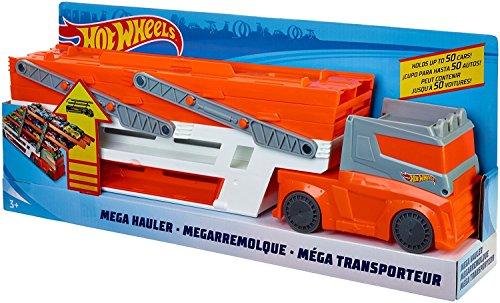 Hot Wheels Mega Hauler 50th Anniv Edition  Multicolour