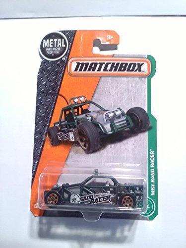 Matchbox Set of 4 - Road Raider + MBX Sand Racer + Land Rover Defender 110 + Dune Chaser ()