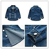 Little Boy Outfit Baby Denim Jacket+Tshirt+Pant