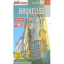 BRUXELLES 2018 + OFFRE NUMÉRIQUE + PLAN (PETIT    FUTÉ)