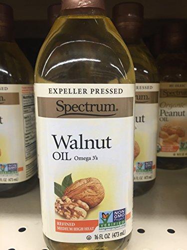 Spectrum Expeller Pressed Walnut Oil