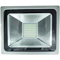 SMD LED Floodlight Waterproof 50W 110V 6000-6500K Cool White 2PCs