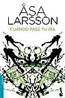 Cuando pase tu ira par Larsson