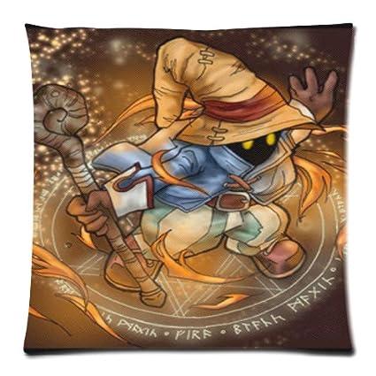 Final Fantasy 9 Vivi fundas de almohada y funda de almohada ...