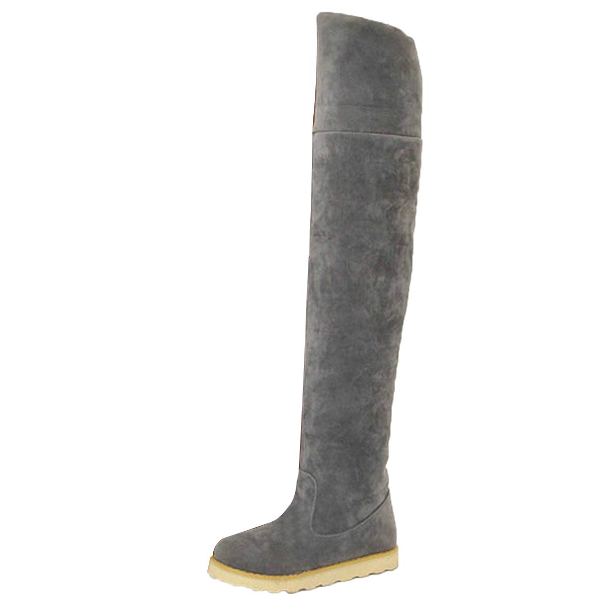 JYshoes 19916 B078N2GNZH , Gris Basses Femme Gris ffe0b05 - latesttechnology.space