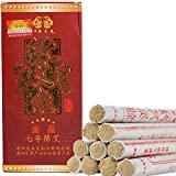 Moxa Moxibustion Sticks Pure Handmade Artemisia Mugwort Rolls Chinese Medicine Wormwood 40:1(10 per Box)