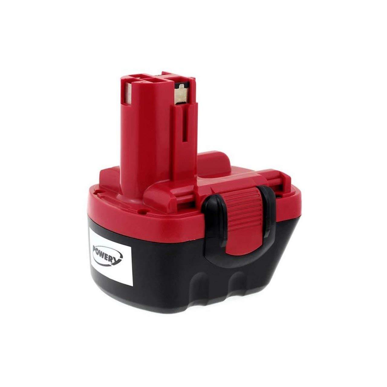 Bater/ía para Bosch Taladro PSR 1200 NiMH O-Pack 1500mAh
