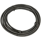 General Wire Spring 3-25HE2 Flexi Core Drain Cleaner Cable