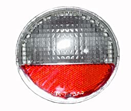 OE Replacement GMC/Pontiac Driver/Passenger Side Back Up Light Assembly (Partslink Number GM2882102)
