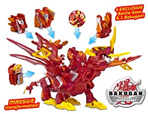 Spin Master Bakugan Dragonoid Colossus - Invasores de Gundalia (figura y accesorios)