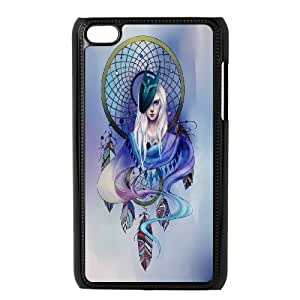 STR5-Custom Phone Case Dream Catcher For iPod Touch 4