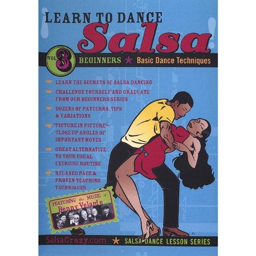 salsa dance volume 1 - 7