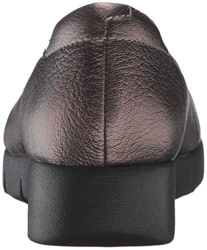 Daelyn Bronze Leather 5 Wedge Clarks 8 Women's Hill W Pump Us 4qwWxq5RSF