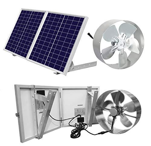 ECO-WORTHY 25W Solar Powered