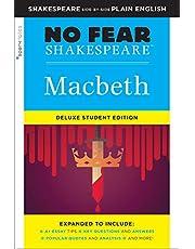 Macbeth: No Fear Shakespeare Deluxe Student Edition (Volume 28)