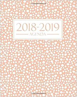 Amazon.com: Agenda 2018-2019: 1 settembre 2018 al 31 agosto ...