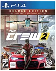 The Crew 2 Deluxe Edition for PlayStation 4