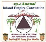 23rd Inland Empire AA Convention CD set