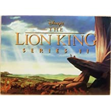 Lion King Series 2 (Disney) Simba Fights Scar #154 Single Trading Card