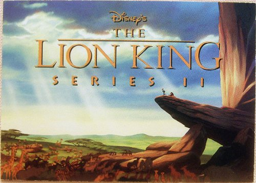 (Lion King Series 2 (Disney) Simba Facing Destiny #148 Single Trading Card)