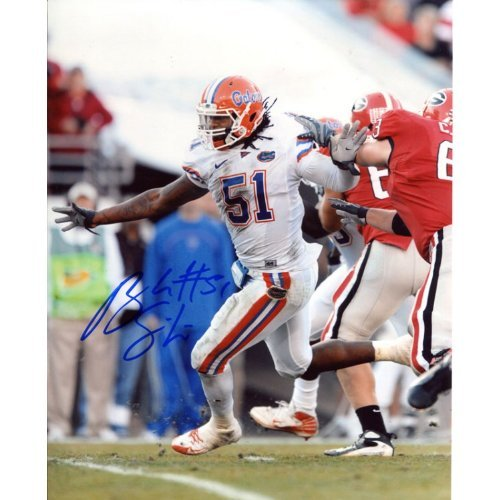 Brandon Spikes Autographed Signed 8x10 Photo