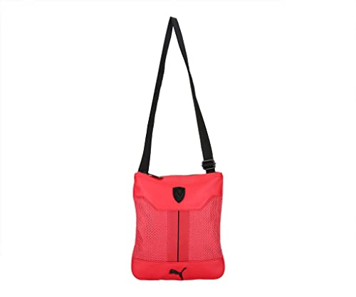 cc17cb5c58 Image Unavailable. Image not available for. Colour  Puma Unisex Sling Bag  (Red)
