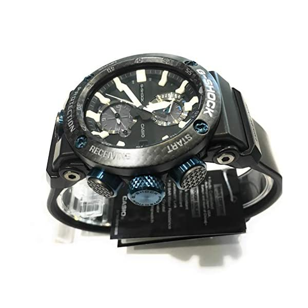 Casio Reloj Digital para Hombre de Cuarzo con Correa en Resina GWR-B1000-1A1ER 3