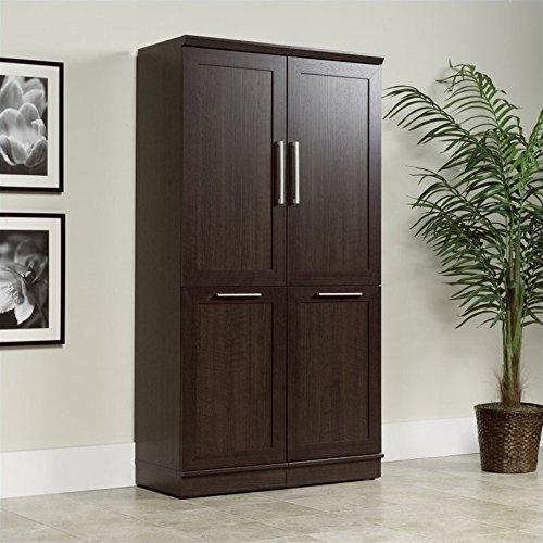 Sauder Homeplus Storage Cabinet in Dakota Oak ()