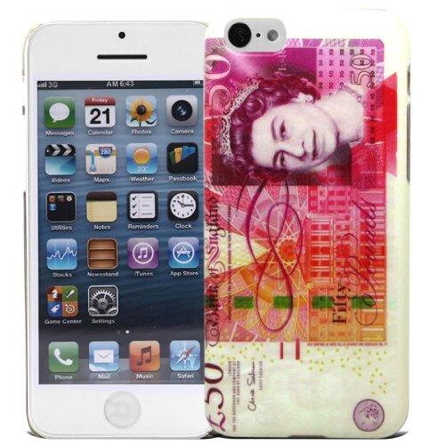 Accessory Master 5c 50 pound 50 Pound Hartcoverhülle für Apple iPhone 5C