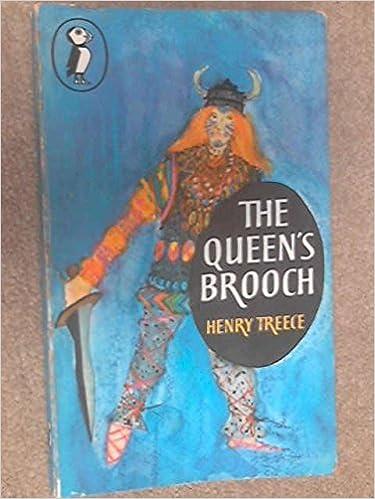 Book Queen's Brooch (Puffin Books)