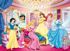 Clementoni 25432.3 - Puzzle de 40 piezas, diseño de princesas Disney en vestidor