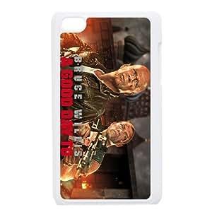 iPod Touch 4 Phone Cases White Die Hard BGU285432