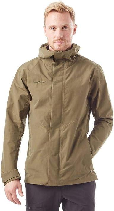 Mammut Chamuera Hs Thermo Hooded Parka Men S Jacket Amazon Co Uk Clothing