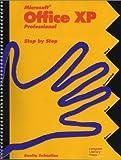 Microsoft Office XP Professional : Step by Step, Sebastian, Bonita, 1574261576