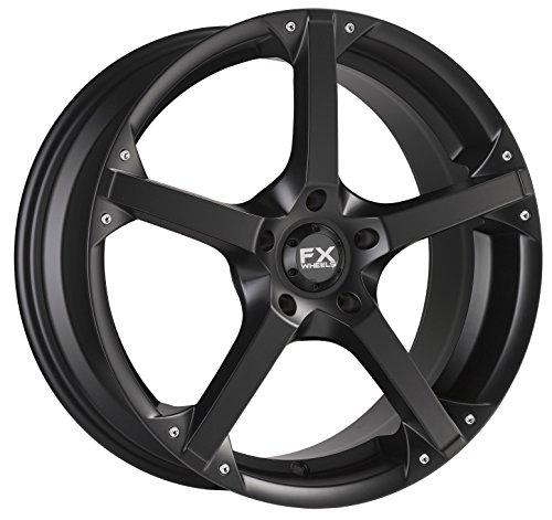 FX10 18X8 5X114.3 Black by FX WHEEL (Image #1)