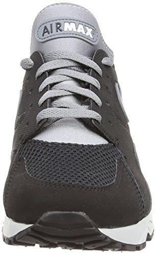 Nike Air Max 93 - entrenamiento/correr de cuero hombre gris - Grey (Black/Cl Grey/Anthrct/Pr Pltnm)