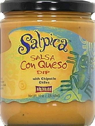 Salsa Con Queso Dip Medium by Salpica
