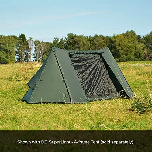 DD Hammocks Superlight A Frame Mesh Tent – Tarp