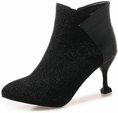 yuexianghui Thin High Heels Women Ankle