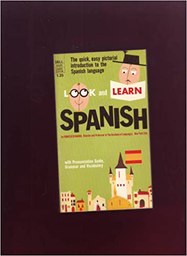 Look and Learn Spanish (Laurel Look and Learn Series): Amazon com: Books