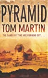Front cover for the book Pyramid by Tom Martin