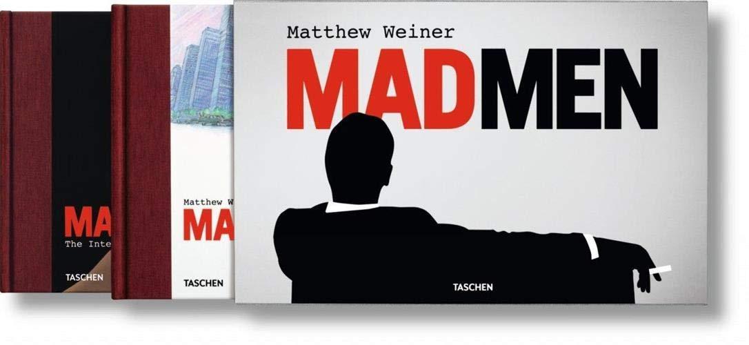 Matthew Weiner's Mad Men XL by Taschen
