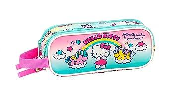 Hello Kitty Candy Unicorns Estuche portatodo doble 2 ...