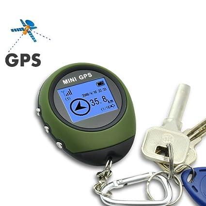 Amazoncom Personal Pocket GPS Locatortracker Cell Phones - Altitude longitude finder