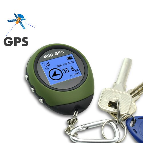 Personal Pocket GPS Locator tracker product image