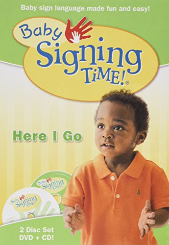 - Baby Signing Time DVD/CD 2: Here I Go