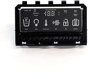 Whirlpool W10623101 Refrigerator User Interface Genuine Original Equipment Manufacturer (OEM) Part