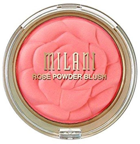 Milani Rose Powder Blush, Coral Cove 0.60 oz by Milani