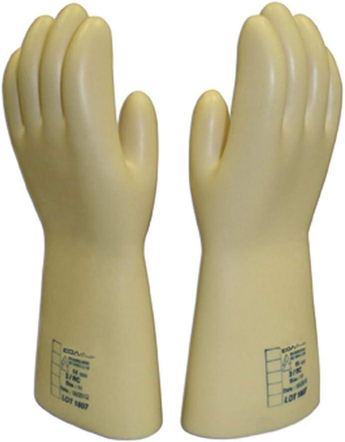 Juego guantes aislantes clase 2 talla 11 Egamaster