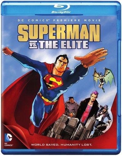 Superman vs The Elite [Blu-ray] (Regards Vs Best Regards)